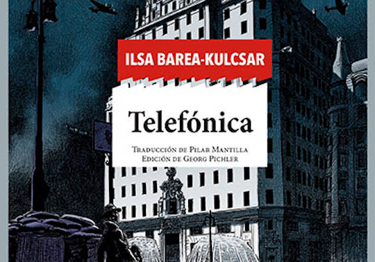 Image of the cover of Telefónica.