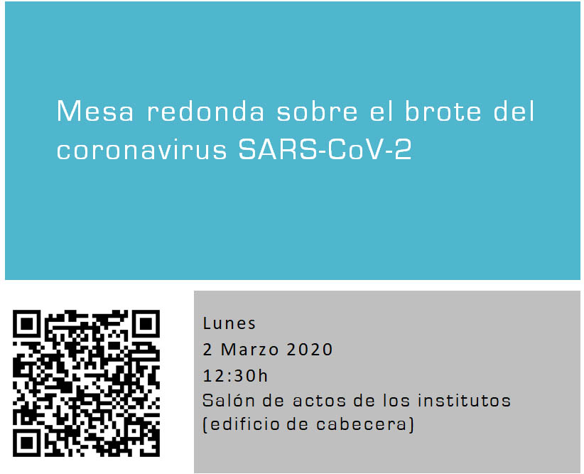 Roundtable on the outbreak of coronavirus SARS-CoV-2