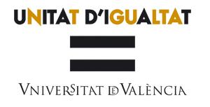 Logotip de la Unitat d'Igualtat