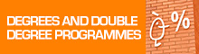 Degrees and Double Degree Programmes
