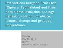 Interactions between Fruit Flies (Diptera: Tephritidae) and their host plants: evolution, ecology, behavior, role of microbiota, climate change and practical implications