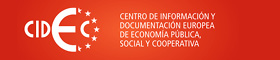 This opens a new window European information and documentation center for social public and cooperative economy