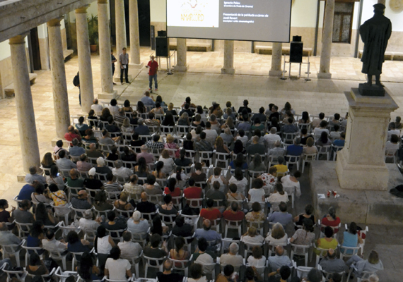 Summer cinema in Valencia
