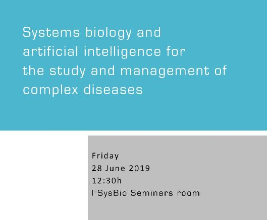 Systems biology and artificial intelligence for the study and management of complex diseases