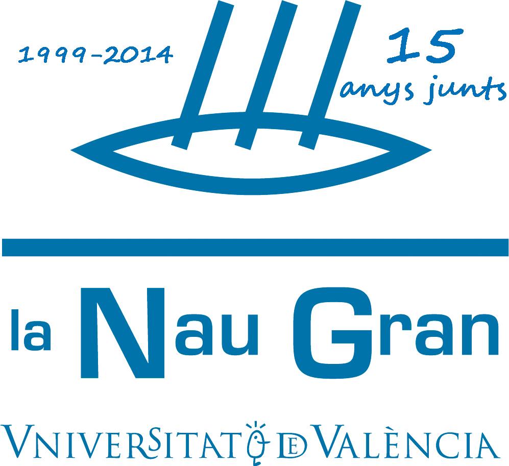 logo Nau Gran 15 anys