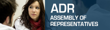 Assembly of representatives (ADR)