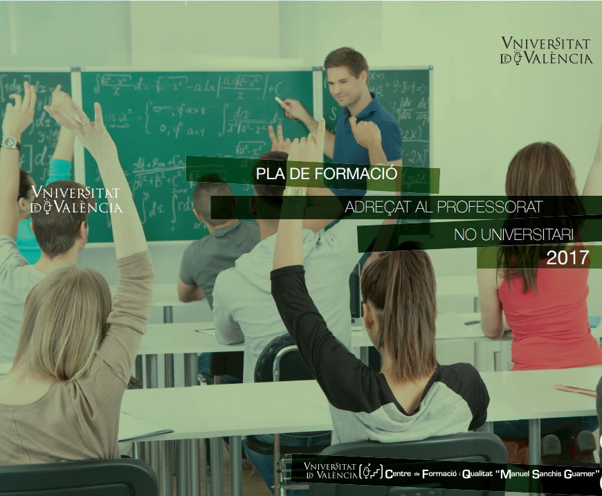 Acte Dapertura Del Pla De Formació Adreçat Al Professorat No
