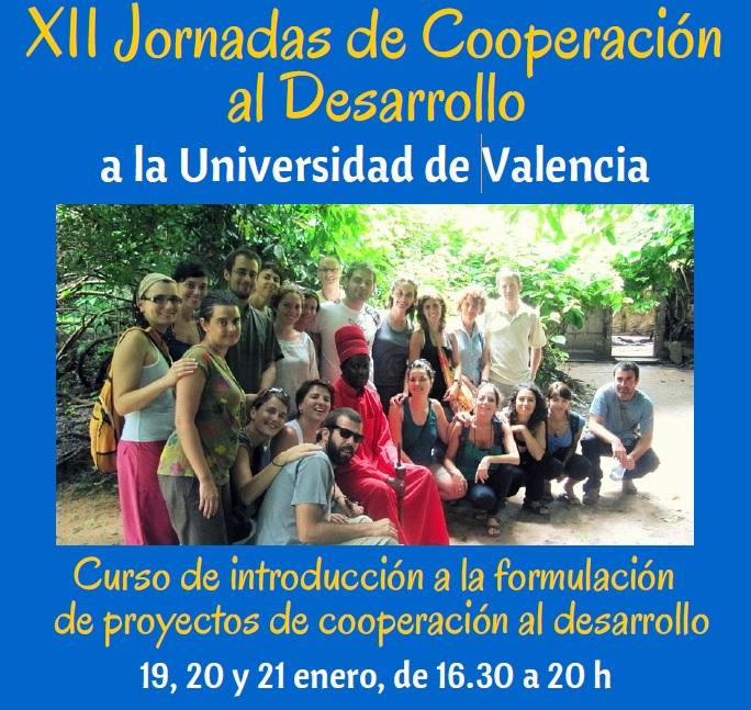 Curso de introducci n a la cooperaci n al desarrollo for Universidad de valencia master
