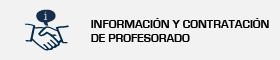 Informació Contractació Professorat