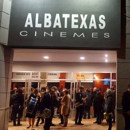 AlbaTexas Cinemes