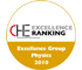 CHE Excellence Ranking