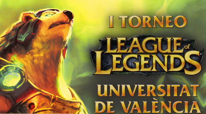 1st League of Legends.