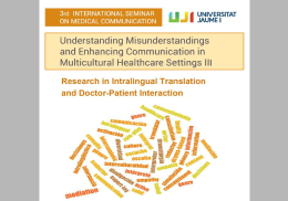 3rd INTERNATIONAL SEMINAR ON MEDICAL COMMUNICATION
