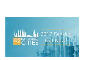Logo QS Best student cities