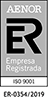 AENOR 9001 - 2019