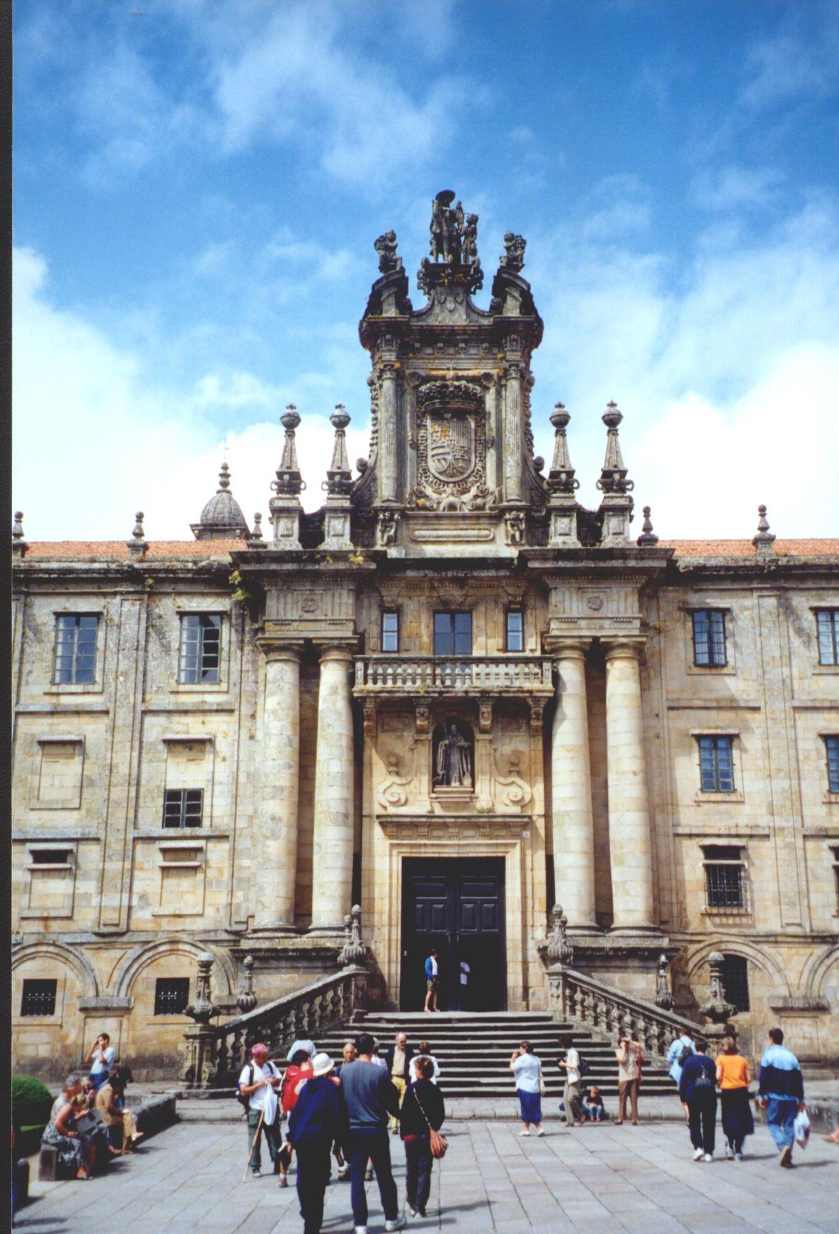 Santiago de compostela - Casa camilo santiago ...