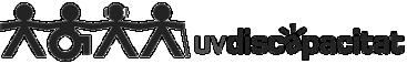 Logo de UVdiscapacitat
