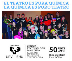 50 aniversario de la Facultad de Ciencia y Tecnología de la de la Universidad del País Vasco