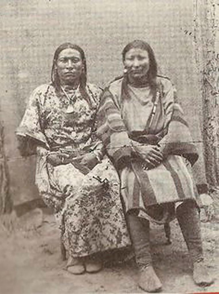 Transgèneres abans de Crist. Indígenes
