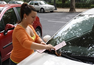 Campaña sensibilización de multas