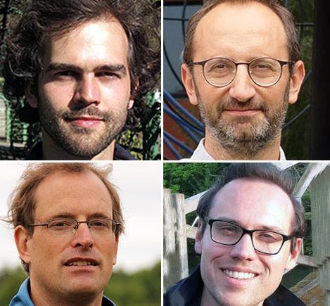 Els investigadors