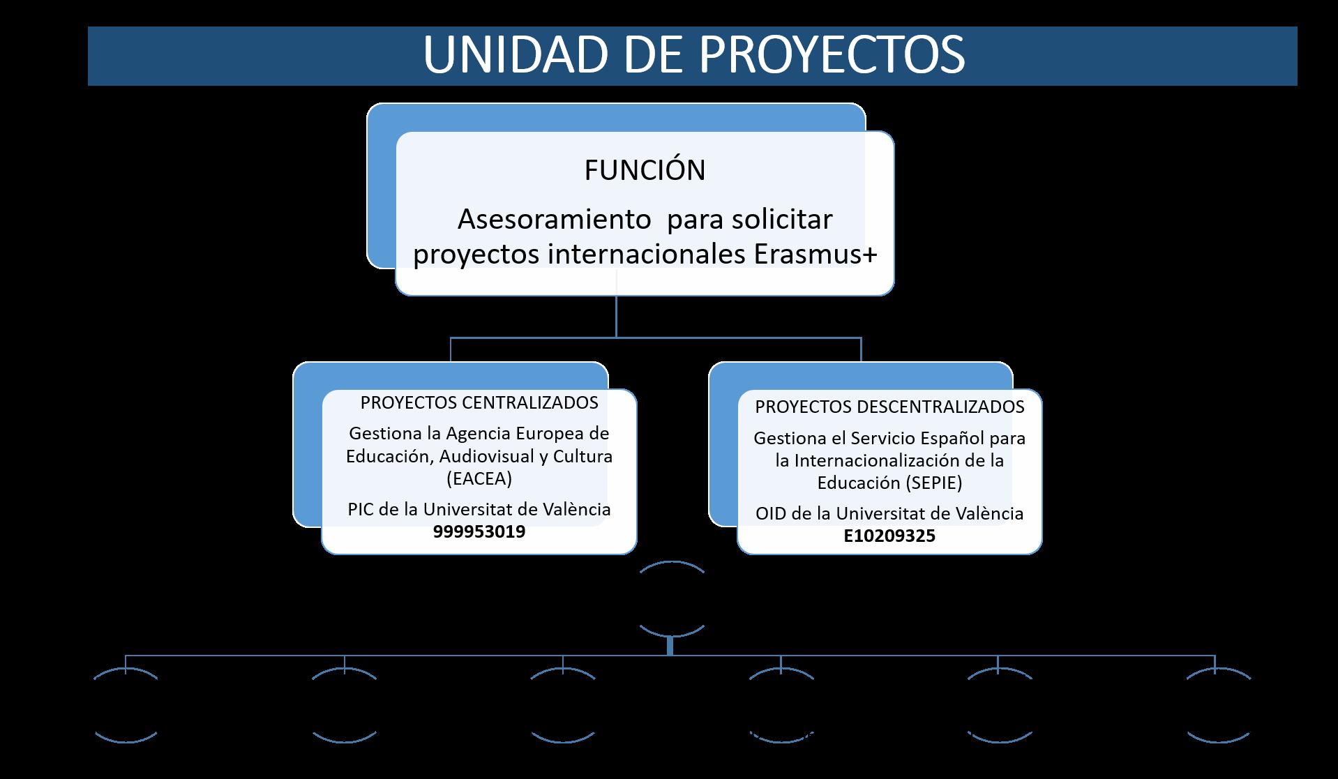 presentacion unidad proyectos