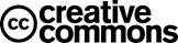 Resultado de imagen de creative commons logo
